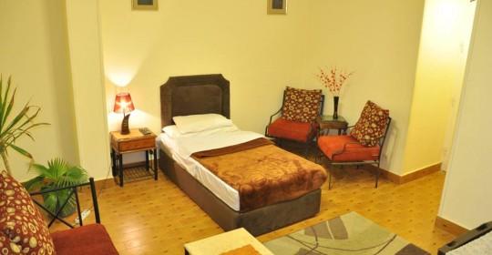 غرفة سويت